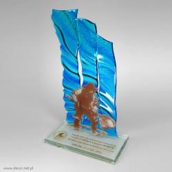Statuetka szklana PS-59-3-A