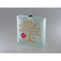Lampka oliwna S-Caritas
