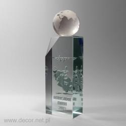 Statuetka z piłką
