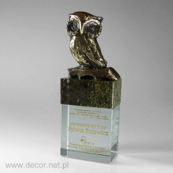 Statuette in Bronze