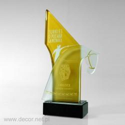 Glass awards Horse - Fusing-