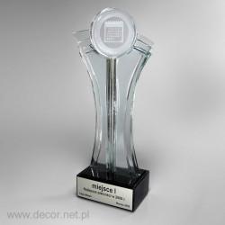 Sklenené ocenenia - Fusing -