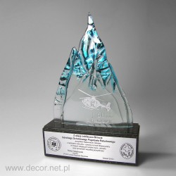 Glass awards - Fusing -