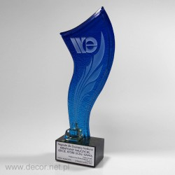 Glass awards - Fusing - manufacturer