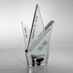 Glas Auszeichnungen UKS -...