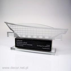 Glas Auszeichnungen Hafen...