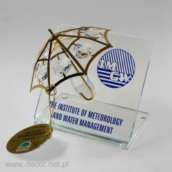 Sklenené ocenenia IMGW Pre064