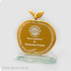 Statuetka Dziennik Polski -...
