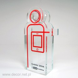 Glass awards Mobile Markets...