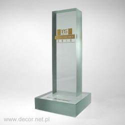 Statuetka Nowy Styl - Złoty...