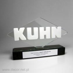 Glas Auszeichnungen KUHN...