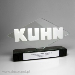 Glass awards KUHN Pre167