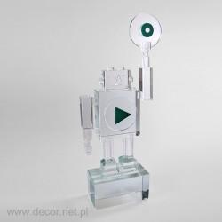 Oryginalan Statuetka Robot