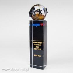Sklenené ocenenia SCREW FIX Pre194