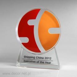 Statuetka indywidualna Shipping China
