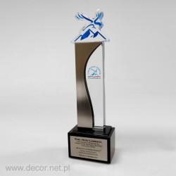 Glas Auszeichnungen Falke...