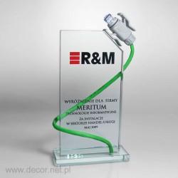 Sklenené ocenenia R&M Pre200