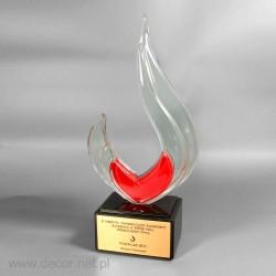 Sklenené ocenenia Parkanex Pre201