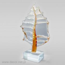 Statuetka Liść