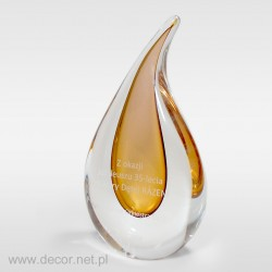 Statuette of a drop