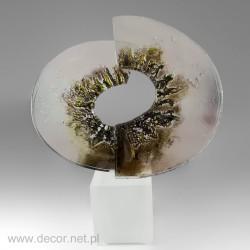Glas Skulpturen