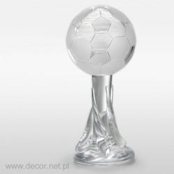 Puchar szklany z piłką...