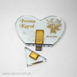 Wedding pendrive