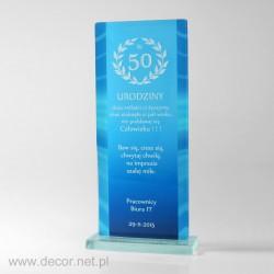 50  narodeninový suvenír