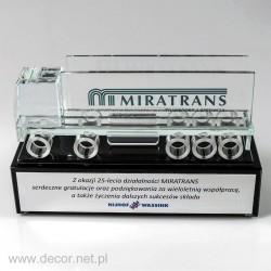 Sklo miniatúrne TIR