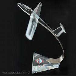 Glas Miniatur Segelflugzeug