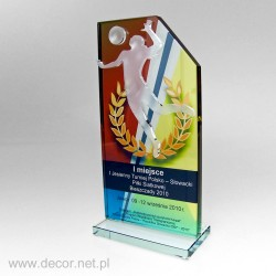 Glass trophies PS-62-(2)