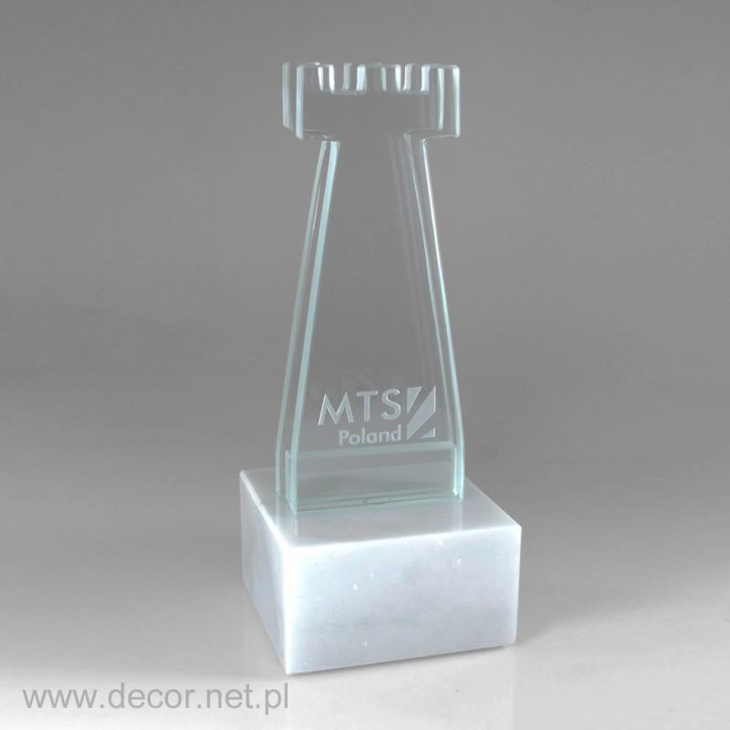 Statuetka szklana - producent statuetek