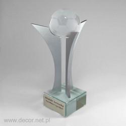 Puchar sportowy piłkarski