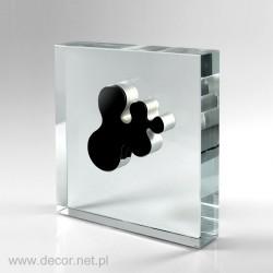 rzeźba szklana