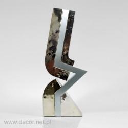rzeźba metalowa
