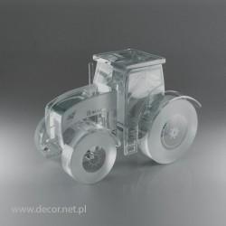 Miniatura traktora