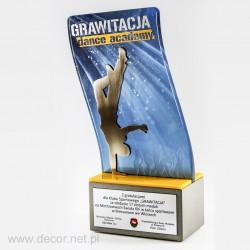 Crystal awards manufacturer