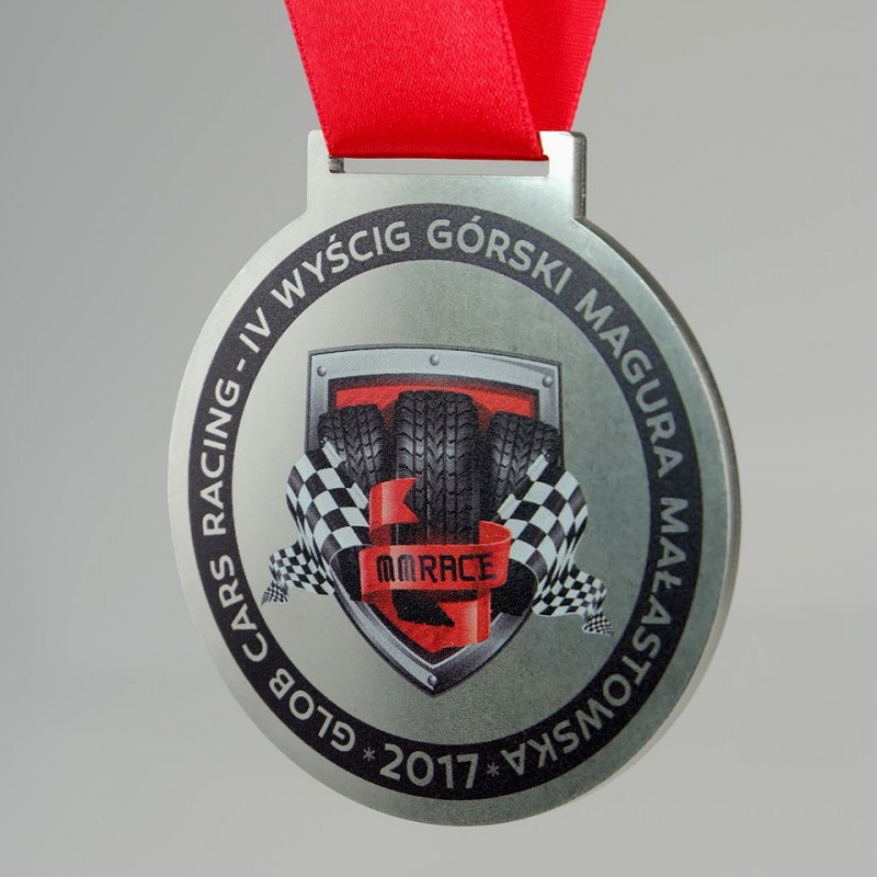 Medal metalowy
