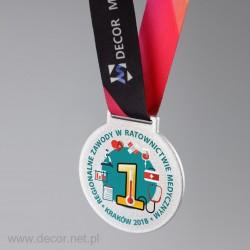 Kovová medaila