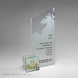 Ocenenie plaketa T-06