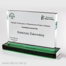 Ocenenie plaketa TP1-17