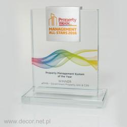 Ocenenie plaketa TP1-20