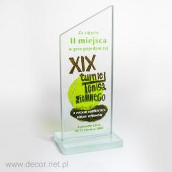 Ocenenie plaketa TP1-21M