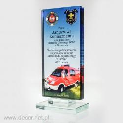 Ocenenie plaketa TP2-01