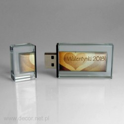 Glass Pendrive PD-03FC...