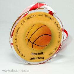 Medal for the teacher Ok-049