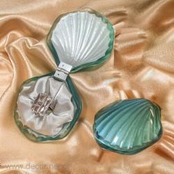 Darček na účasť - shell na krúžok
