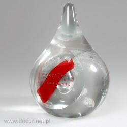 Kropla szklana ścięta KR2