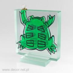 Olivgrüne Lampe S-76