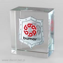 Przycisk szklany - 80x40x80